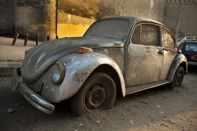 Cairo - The Beetle with a 1000 years of history