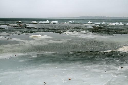 That Dark Gray the Precedes Open Water by nataraj_hauser / eyeDance