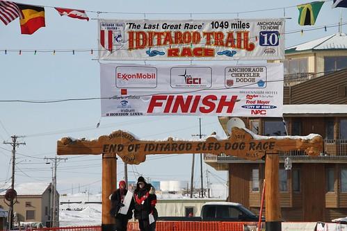Iditarod Setup