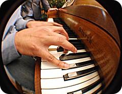 Piano fingers!