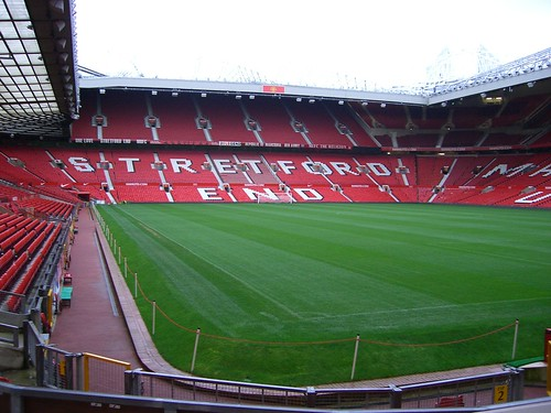 Old Trafford, Manchester | by Sean MacEntee