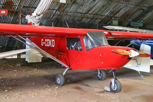 G-CDKO - 2005 build ICP MXP-740 Savannah, Barton based
