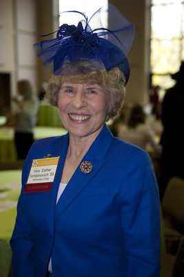 Hon. Esther M. Tomljanovich '55