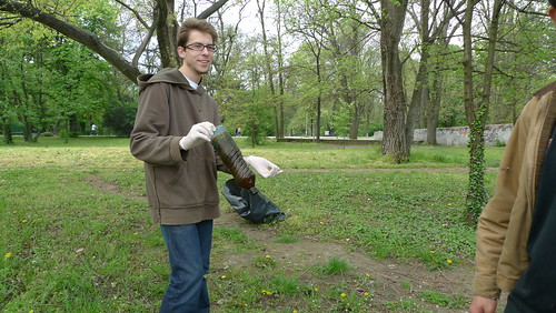 Global Youth Service Day: Park Clean Up