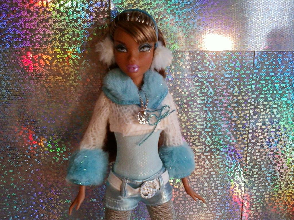 Nude Barbie My Scene Kenzie Smile Doll Get Ready In My Bathtub Red Hair Freckles