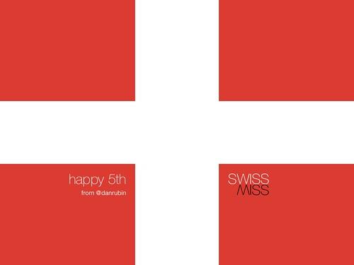 swiss miss 5th (red)