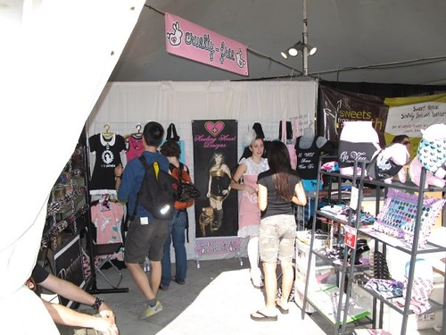 Veg Food Fair 2009