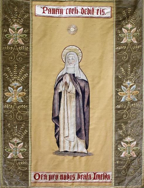 Blessed Imelda banner