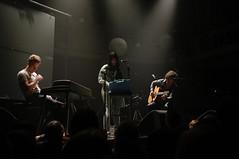 alexander mckenzie & the underpaid @ Paradiso, Amsterdam