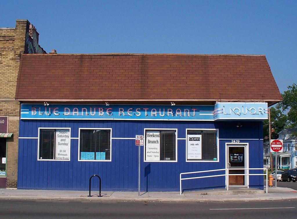 OH Columbus - Blue Danube Restaurant | Blue Danube Restauran… | Flickr
