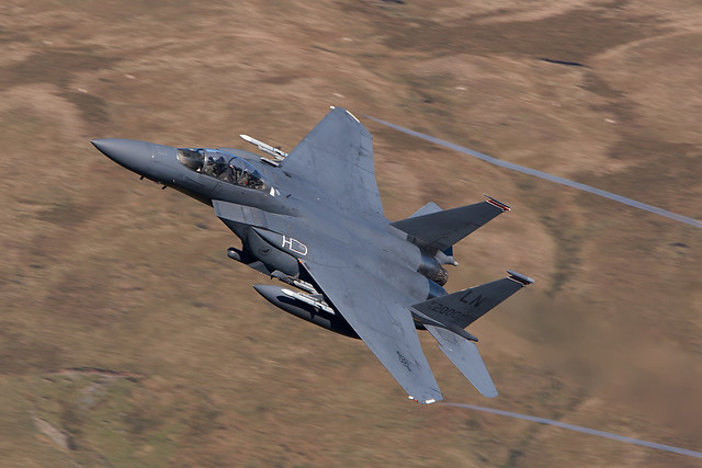 USAF F 15 Strike Eagle 01-2000