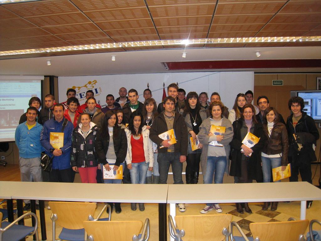 Jornada Motivación a IES Puerta de Cuartos | CEEI Talavera de la ...