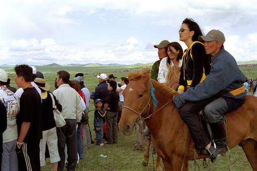Mongolia, Mongolië, Mongolei Travel Photography of Naadam Festival.192