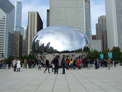 """Cloud Gate"", Chicago 