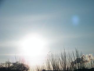 Sun rerises as normal, but heart never sinks.