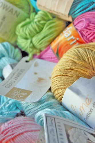 favorite yarn supply sources... | by rose hip...