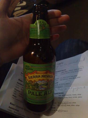 Sierra Nevada Pale Ale | by snarkattack
