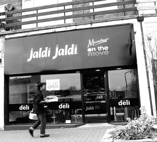 Jaldi Jaldi Mumtaz On The Move Chapel Allerton Leeds