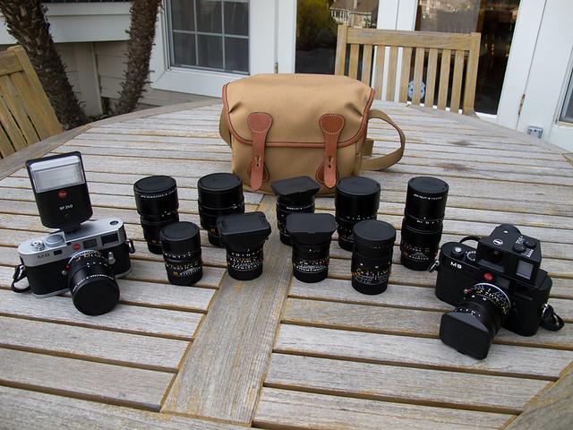 Leica Family Photo