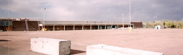 K-Mart, Co. Springs,  from childhood, shown 2006