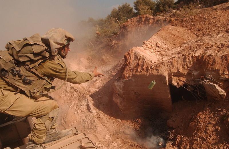 Hezbollah bunker