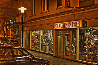 Blokker store in Valkenburg   by Peter Köves