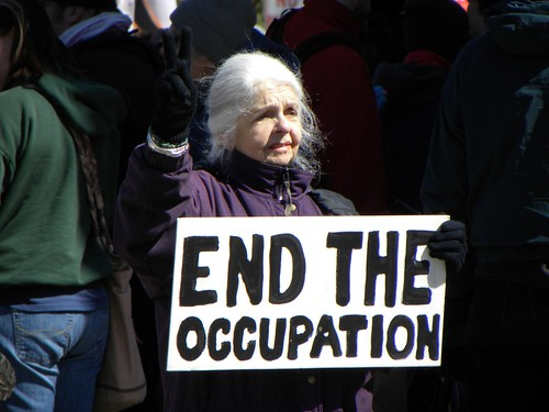 Protest against the wars in Iraq and Afghanistan | by Fibonacci Blue