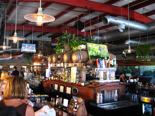 The Conch Republic Seafood Company Restaurant Key West
