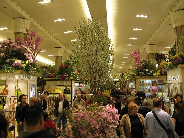 Macy's Flower Show 2010