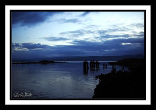 ocean sky sun water clouds sunrise reflections sunet humboldtcalifornia