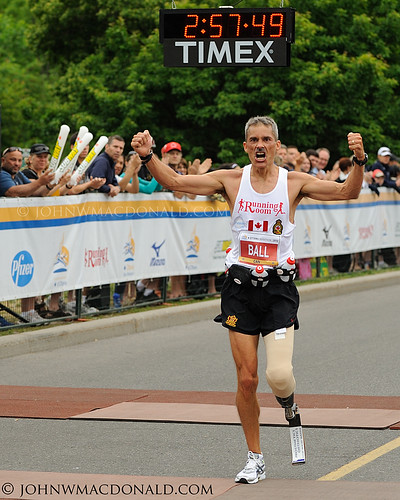 Rick Ball - World Record Ottawa Marathon | by johnwmacdonald