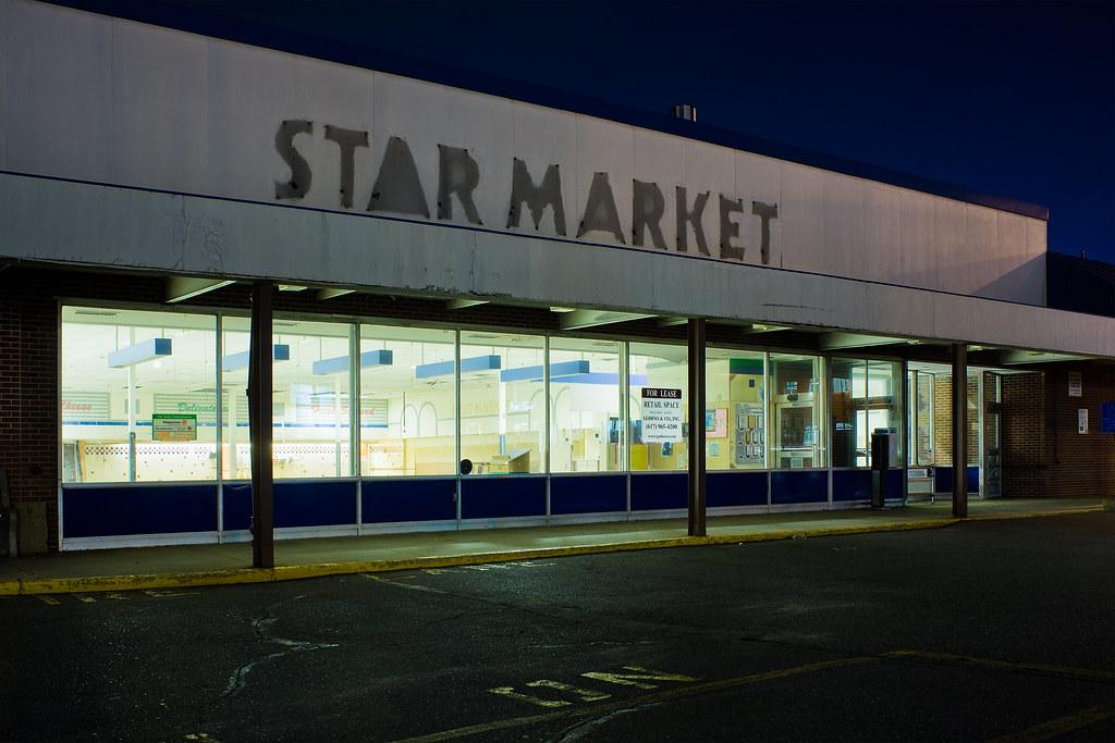 Somerville, MA - Empty Star Market | Christian Waeber | Flickr