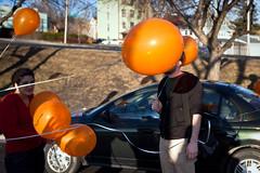 Community Balloon - Albany, NY - 10, Mar - 12 by sebastien.barre