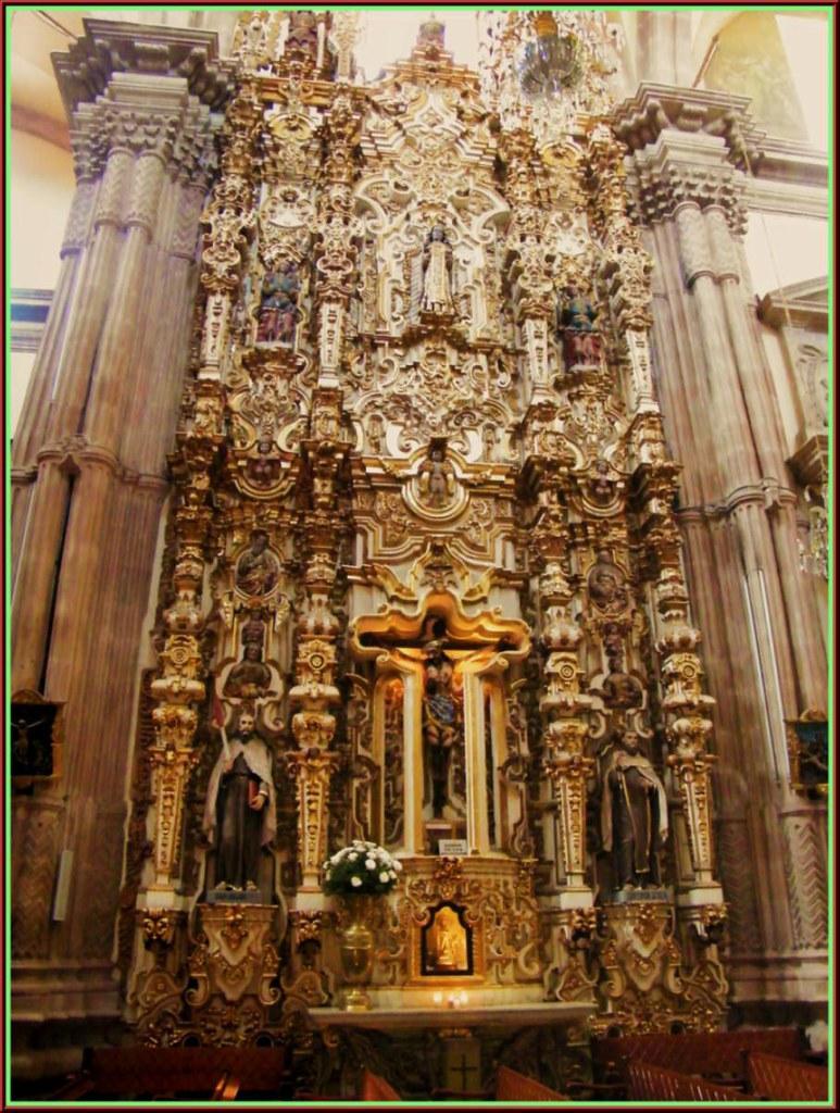 Ex Convento De Nuestra Senora Del Carmen San Luis Potosi Flickr