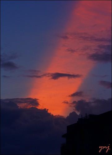 sunset sky india clouds canon landscape sigma maharashtra dramaticsky pune joshi yogendra canonrebelxs sigmaapodgmacro70300 ppjun10