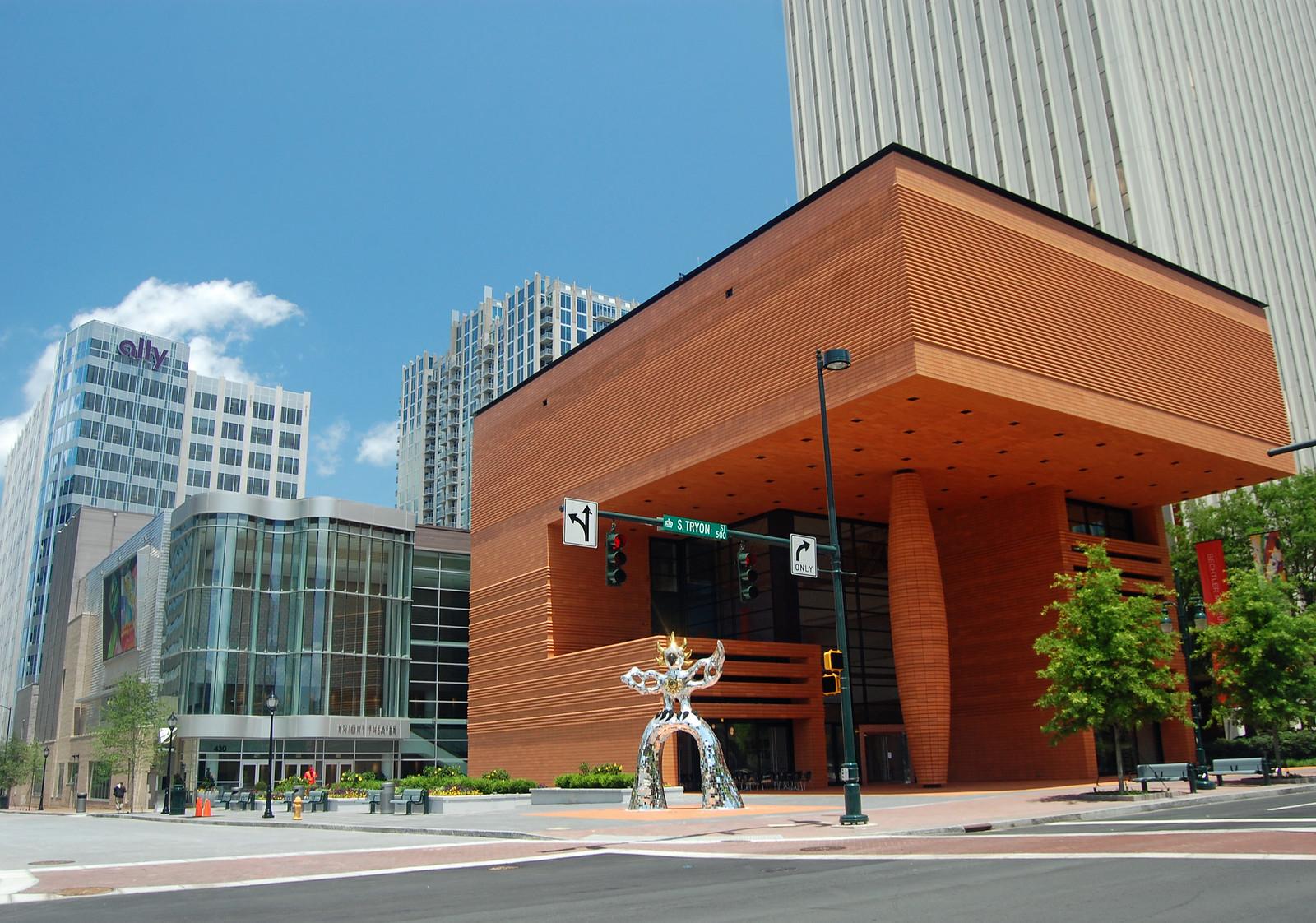 Charlotte - Bechtler  Museum of Modern Art