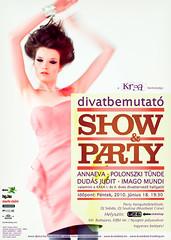 2010. június 8. 19:05 - Divatbemutató Show&Party
