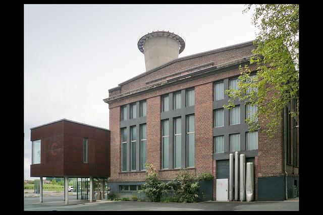 DE gelsenkirchen consolmijn ventilatiegebouw 01 (consolstr)