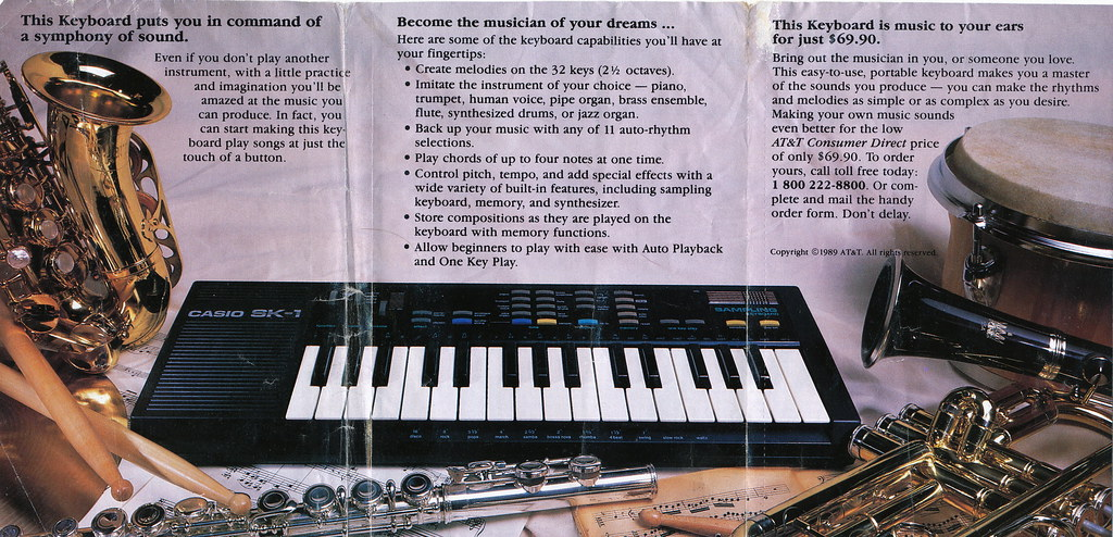 Casio SK-1 Ad | jasonmcgorty com/2010/11/pivotal-progress-po