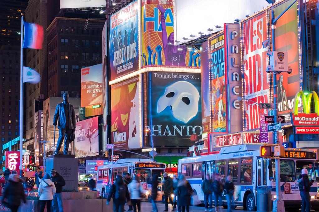 Broadway by bobbybradley