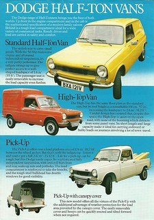 Talbot, Simca, Dodge, or what?