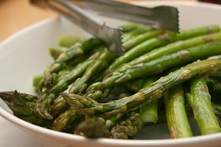 Roasted Asparagus | by CandyTX