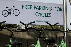 Free Parking for Cycles | by Joe Athialy