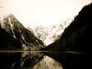 Goat Lake and Cadet Peak | by Pig Monkey