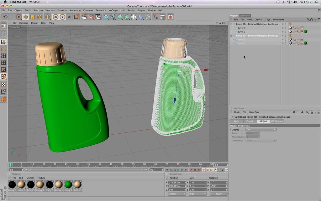 CreativeTools se - CINEMA 4D - Screenshot v0002 | Screenshot