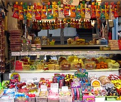 Candy, Corn Nuts, Fruit and Lead | by our.city.lights