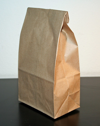 Brown Bag (without staple) | by Jeffrey Beall