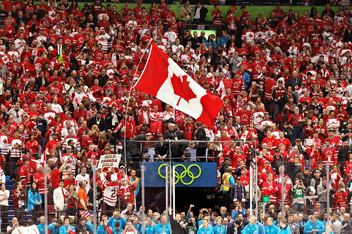Canada Wins GOLD! | by s.yume