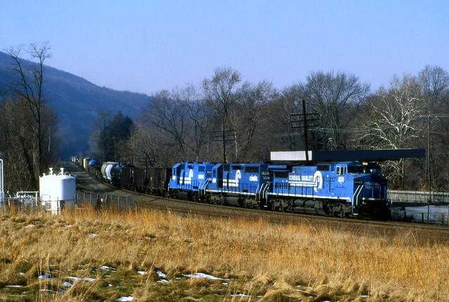 The Buffalo Line