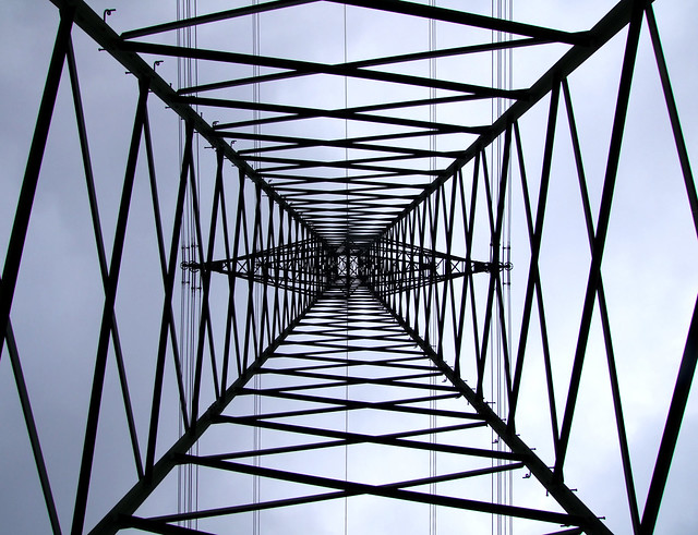Electrical Tower different View